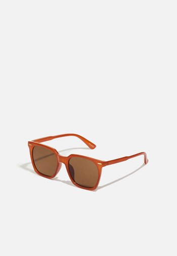 KAIGOWEN - Sunglasses - milky rust/brown