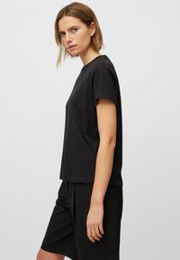 Marc O'Polo - Basic T-shirt - black - 3
