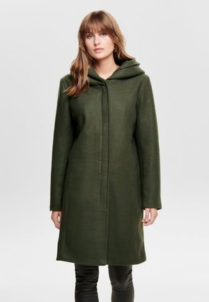 ONLSEDONA - Classic coat - grape leaf