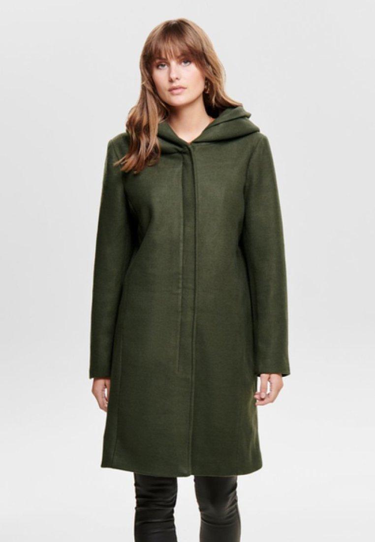 ONLY - ONLSEDONA - Classic coat - grape leaf