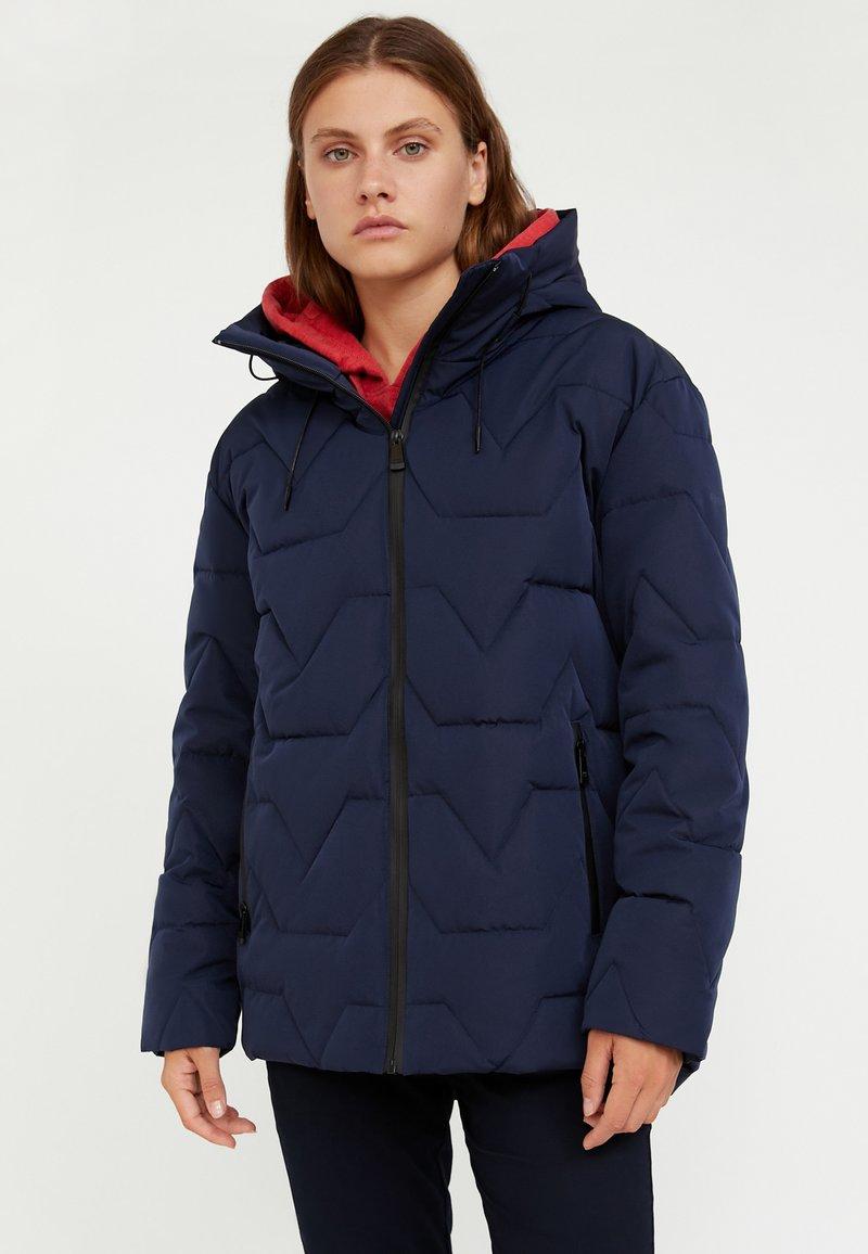 Finn Flare - Winter jacket - dark blue