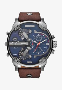 Diesel - MR DADDY 2.0 - Montre à aiguilles - dark brown - 1