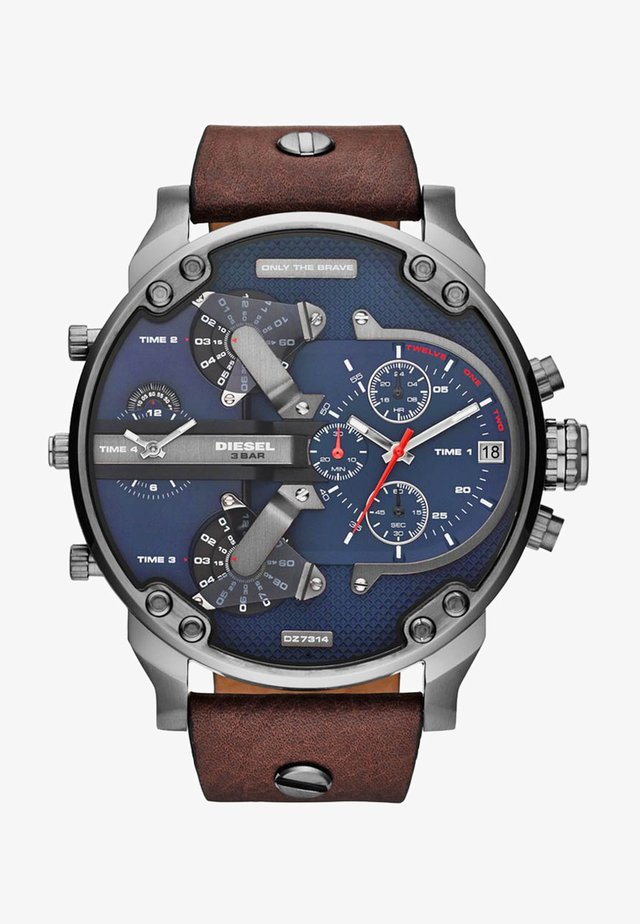 MR DADDY 2.0 - Chronograaf - dark brown