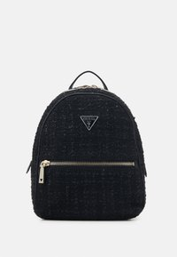 Guess - CESSILY BACKPACK - Rucksack - black - 0