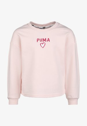 Sweatshirt - rose water