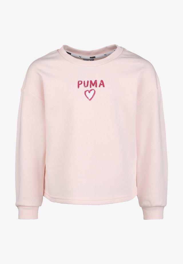 Sweatshirt - rose water