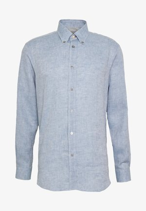 GENTS MODERN SHIRT BUNNY - Koszula - mottled blue