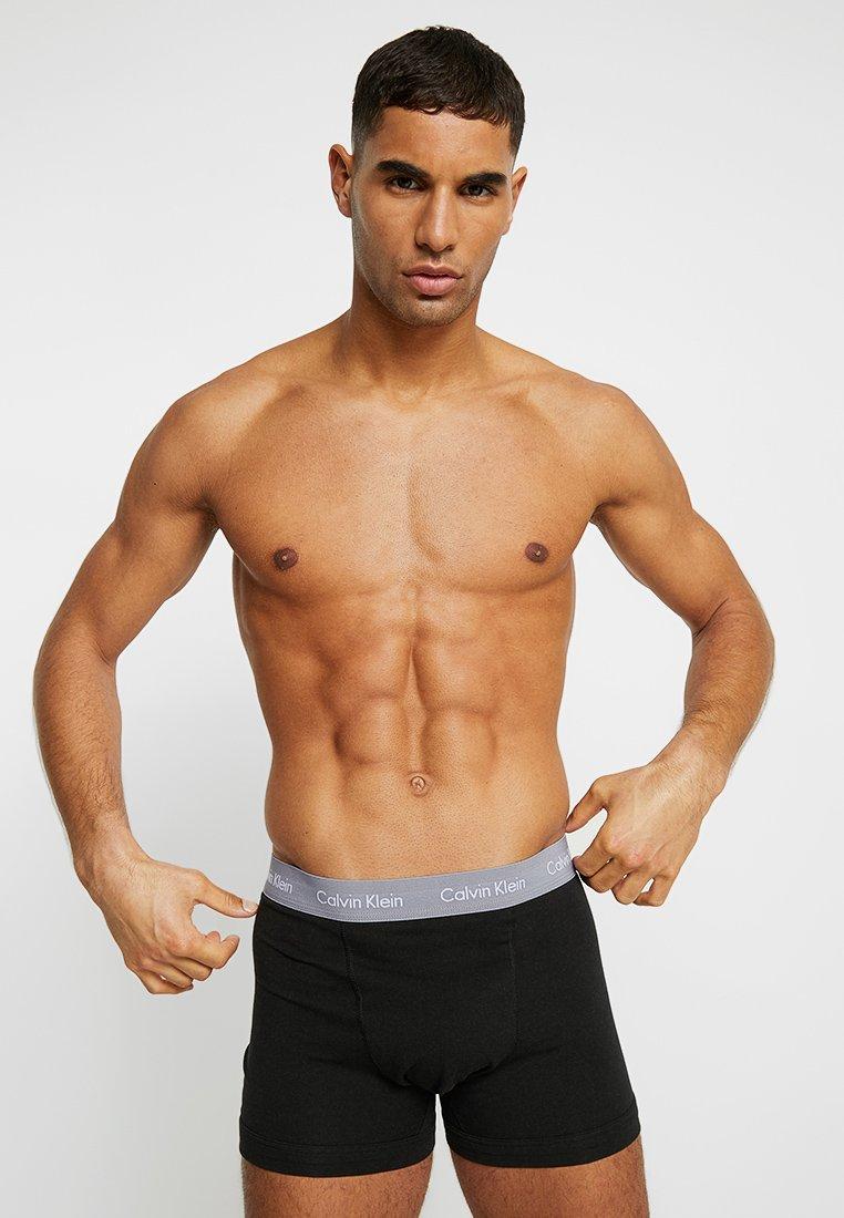 Calvin Klein Underwear - TRUNK 3 PACK - Pants - multi