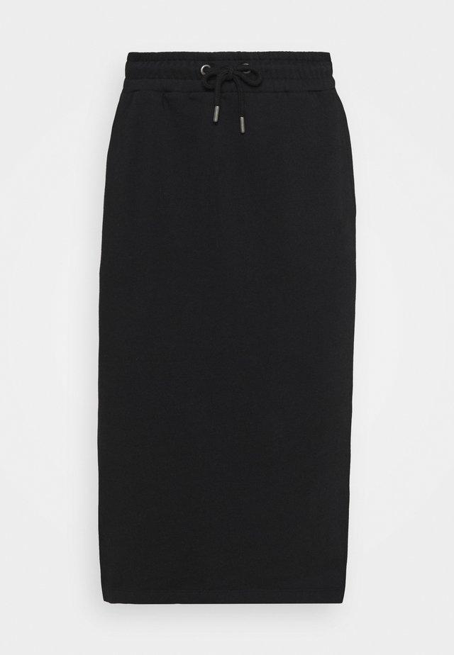 SLFRISMA MIDI SKIRT - Pencil skirt - black