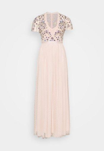 PRAIRIE FLORA BODICE DRESS - Ballkjole - pink encore