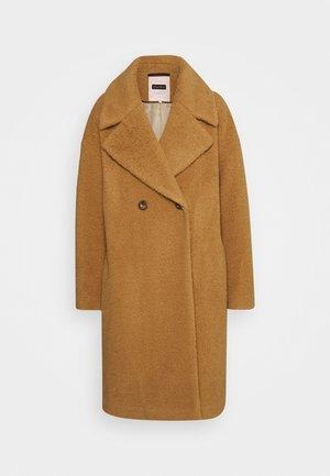 EIDIE - Classic coat - beige
