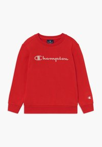 Champion - LEGACY AMERICAN CLASSICS CREWNECK UNISEX - Sweater - red - 0