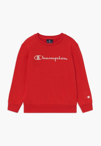 LEGACY AMERICAN CLASSICS CREWNECK UNISEX - Sweatshirt - red