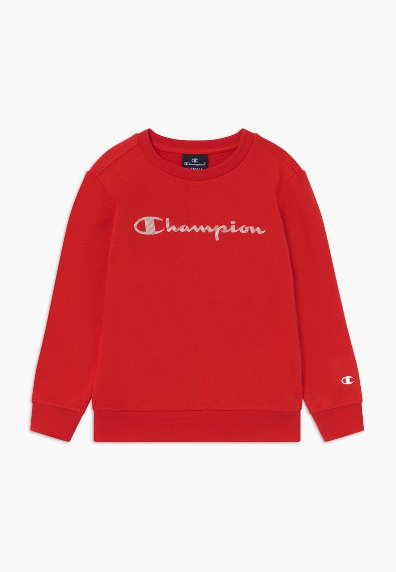 Champion - LEGACY AMERICAN CLASSICS CREWNECK UNISEX - Sweater - red