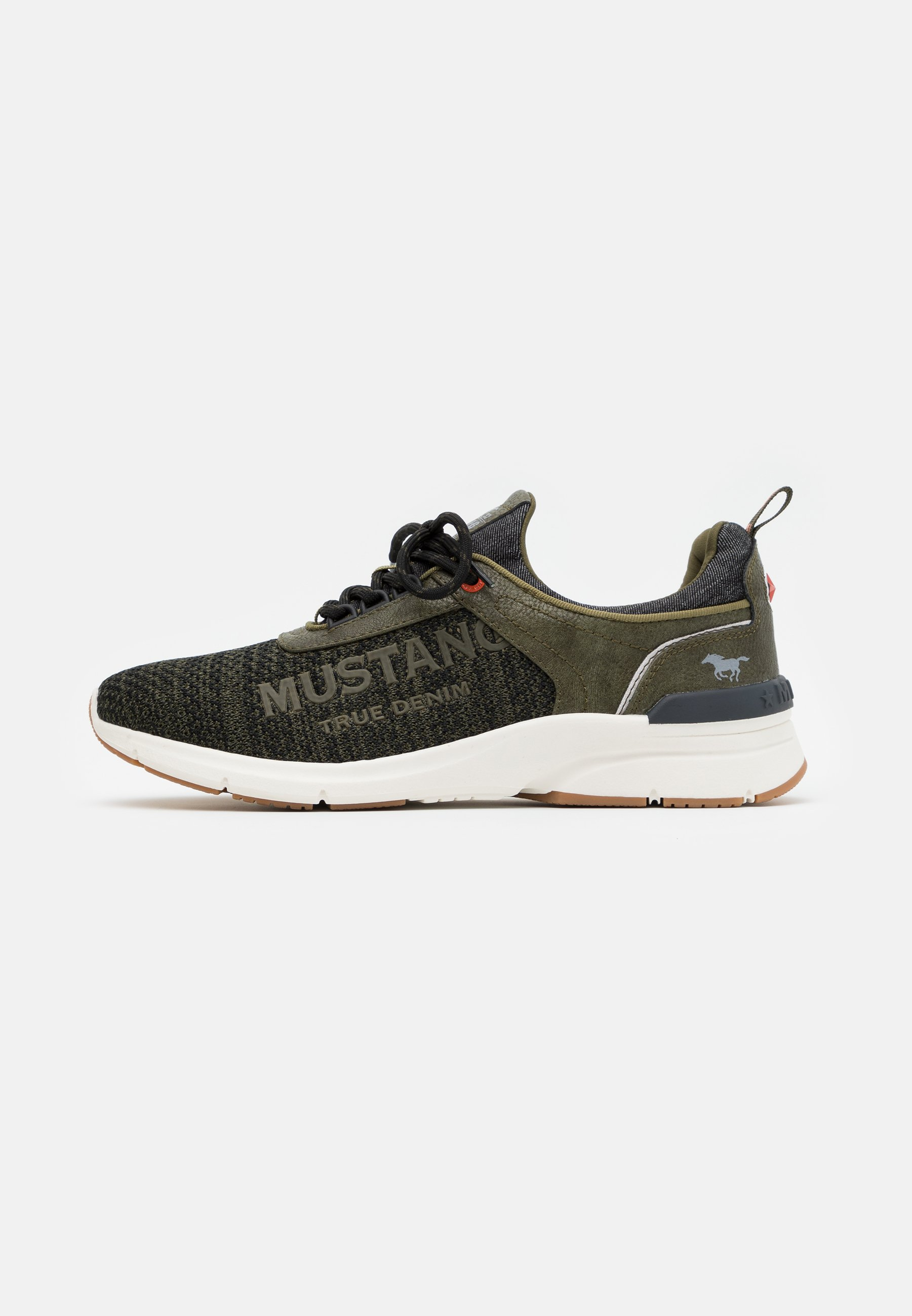 Mustang Joggesko olivoliven Zalando.no