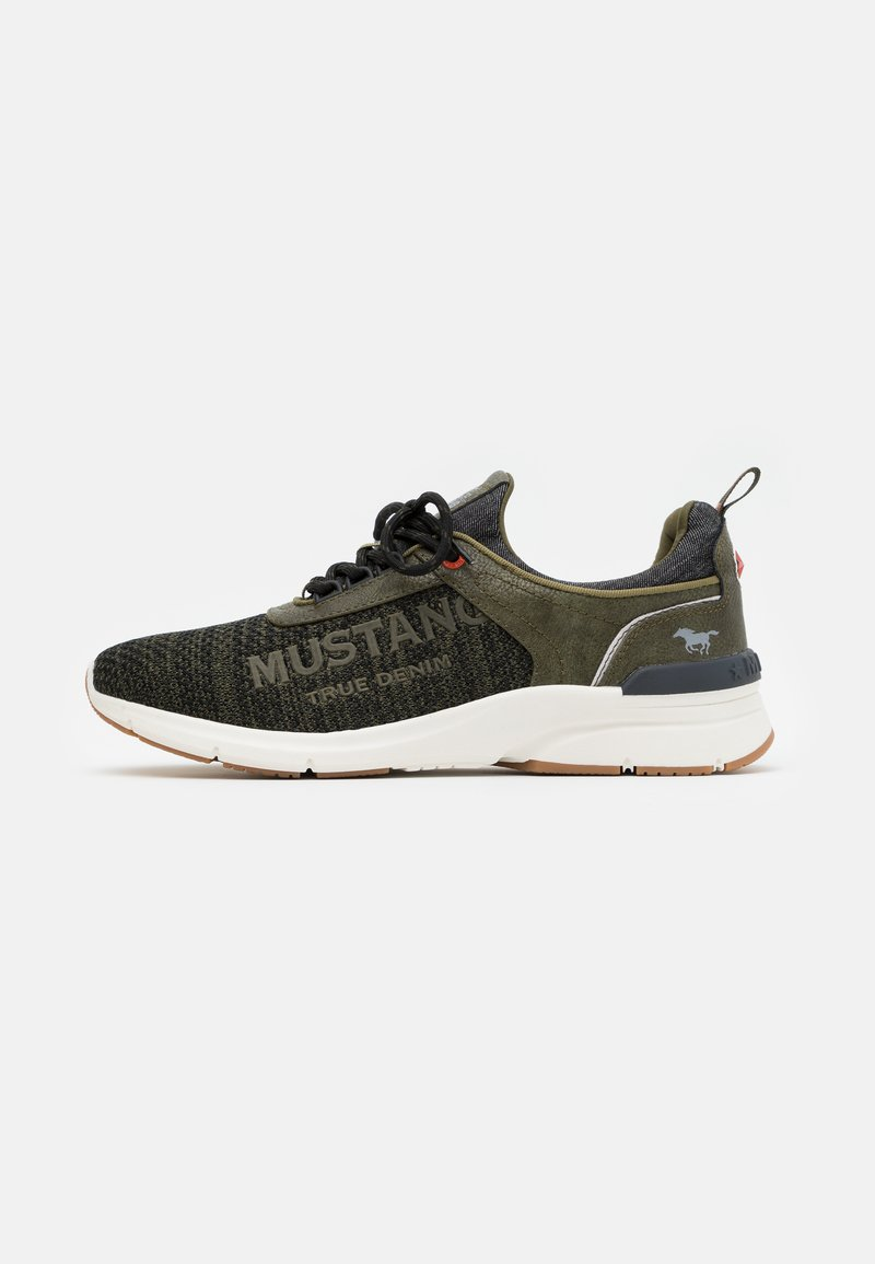 Mustang - Trainers - oliv