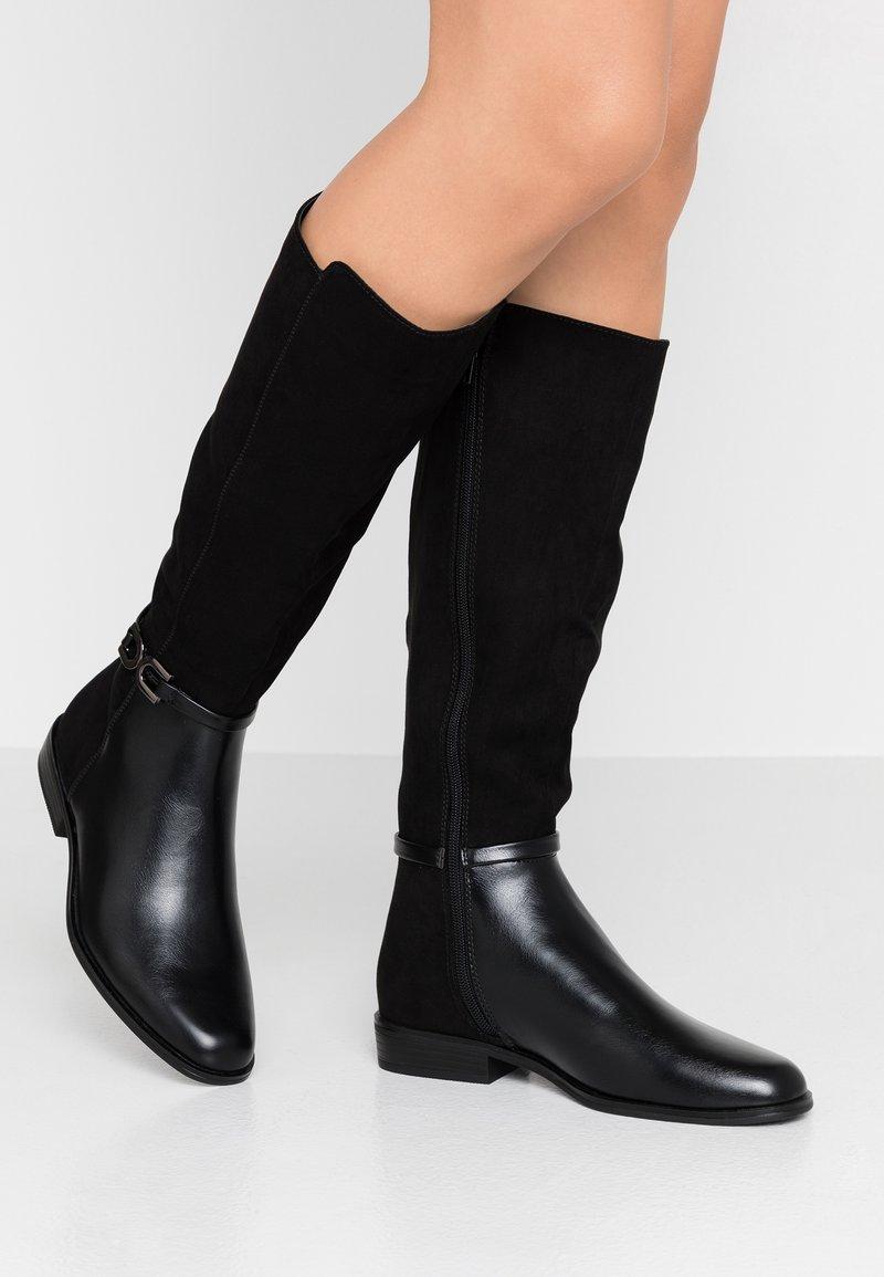 Anna Field - Høje støvler/ Støvler - black