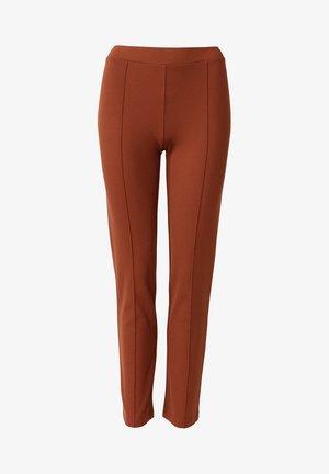 AMARA - Trousers - brown