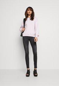 Replay - LUZIEN PANTS - Jeans Skinny Fit - dark grey - 3