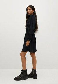Mango - MOSS8 - Denní šaty - noir - 3