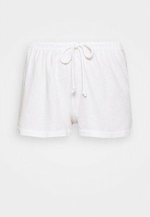 VEGIFLOWER - Shorts - blanc