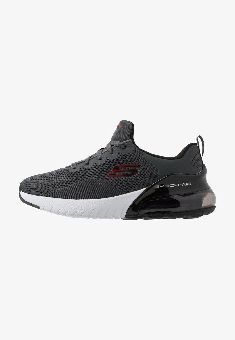 Skechers Sport - SKECH AIR STRATUS MAGLEV - Baskets basses - charcoal/black