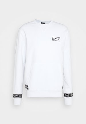 Sweatshirts - white/black