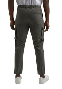 Esprit Collection - Cargo trousers - dark khaki - 7