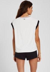 Volcom - SIIYA KNIT TOP - Print T-shirt - white - 1