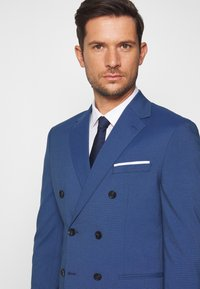 Selected Homme - SLHSLIM SUIT - Completo - estate blue - 6