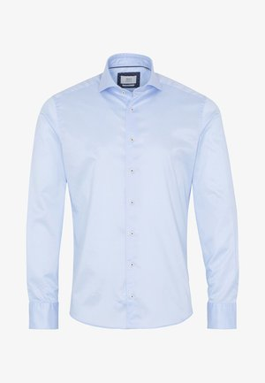 SLIM FIT - Camisa elegante - light blue