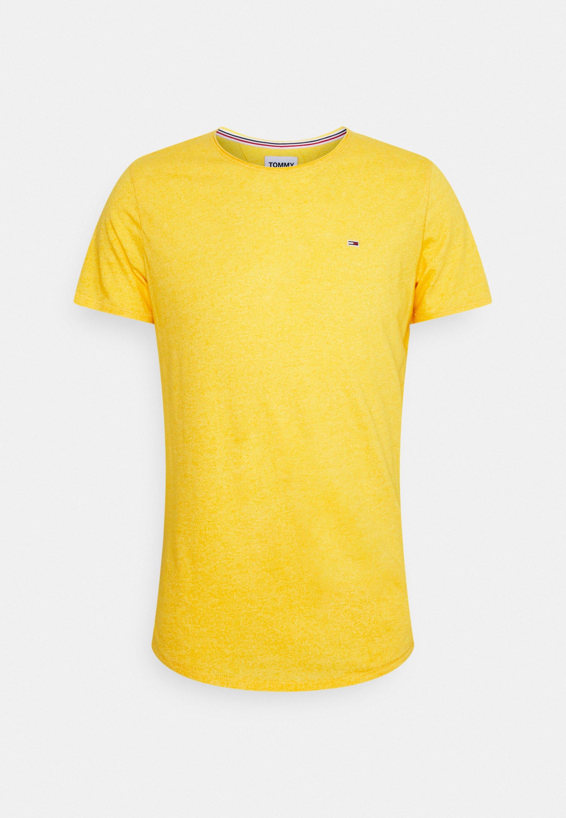 Homme SLIM JASPE C NECK - T-shirt basique
