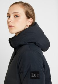 Lee - LONG PUFFER - Winter coat - black - 4