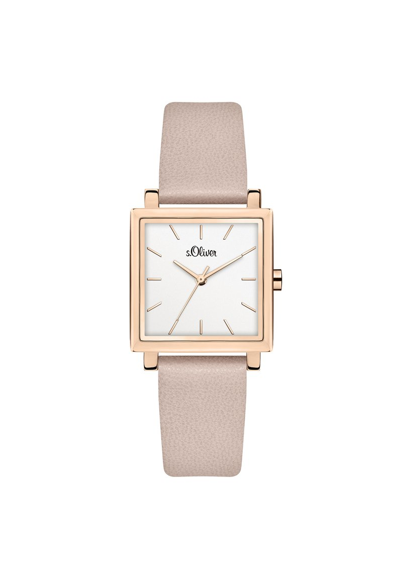 s.Oliver - Watch - rosa