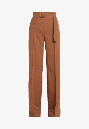EFFETTO - Pantaloni - kamel