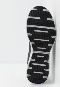 Skechers Sport - SYNERGY - Sneaker low - charcoal/black - 4