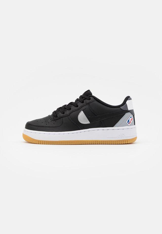 AIR FORCE 1 - Sneakers - black/wolf grey/dark grey