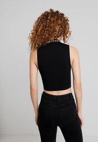 Abrand Jeans - JOSEPHINE SKRIVER LELU TANK - Top - black - 2