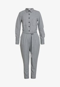 TOM TAILOR - OVERALL CASUAL CHECK - Overal - grey - 5