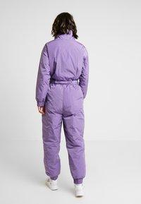 Monki - SKY OVERALL - Overal - purple - 2