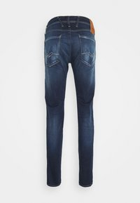 Replay - ANBASS HYPERFLEX REUSED X LITE - Slim fit jeans - dark blue - 1