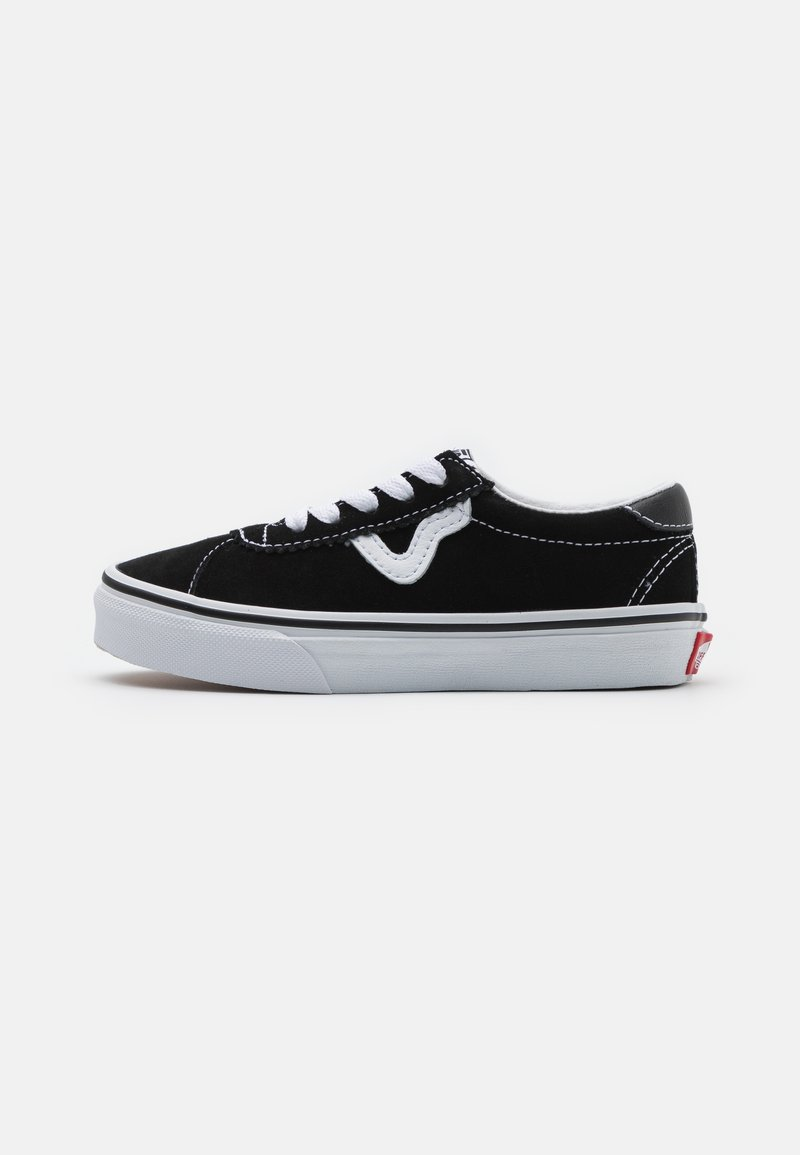Vans - SPORT UNISEX - Matalavartiset tennarit - black/true white