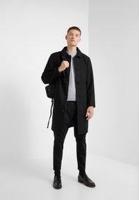 Bruuns Bazaar - ASLAN COAT - Mantel - black - 1