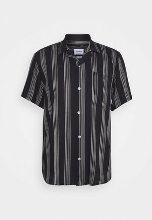 CHINE SEAL - Shirt - navy/white