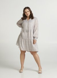ZAY - Day dress - grey - 1