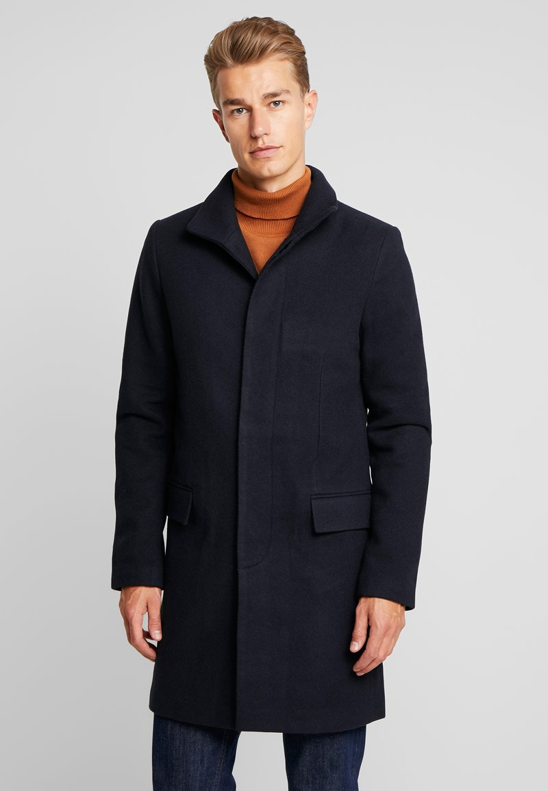KIOMI - Classic coat - dark blue