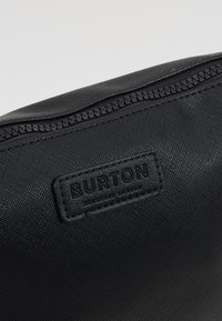 Burton Menswear London - BLACK SAFFIANO WASHB - Wash bag - black - 2