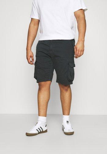 Shorts - dusty black