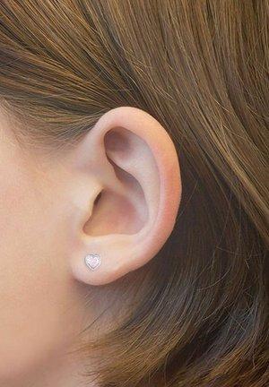 Earrings - rosa