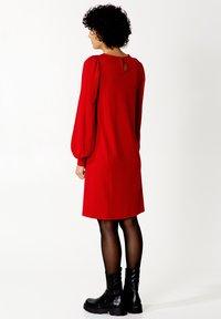 Indiska - ANASTASIA  - Day dress - red - 2